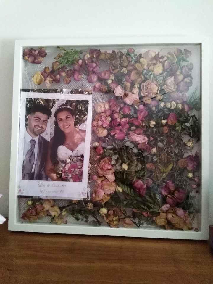 Manualidades pós casamento - 1