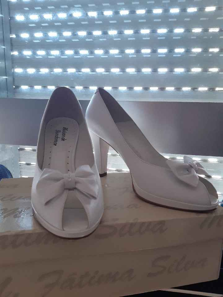 Sapatos 👠 - 1