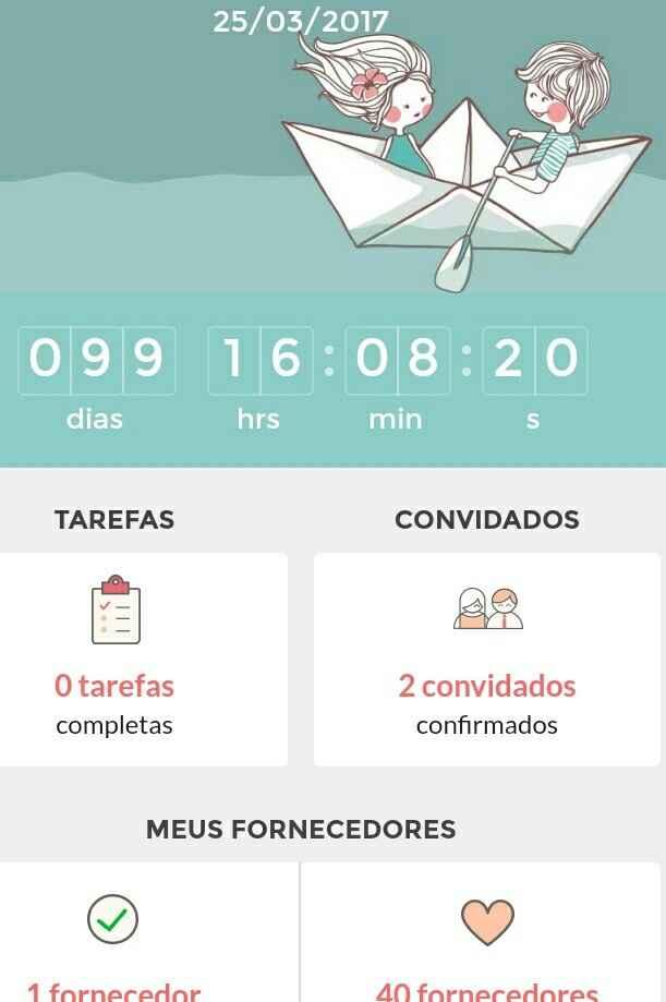 Faltam 99 dias - 1