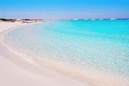 praia Illetes Formentera