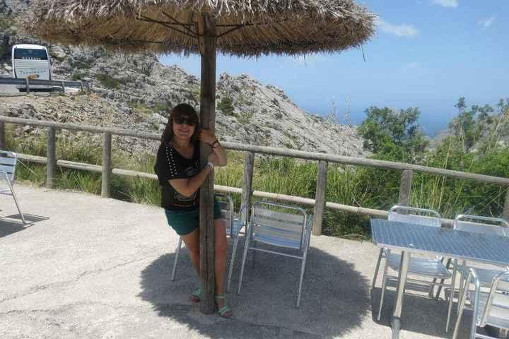 excursao vuelta a isla, paragem num miradouro para tirar fotos