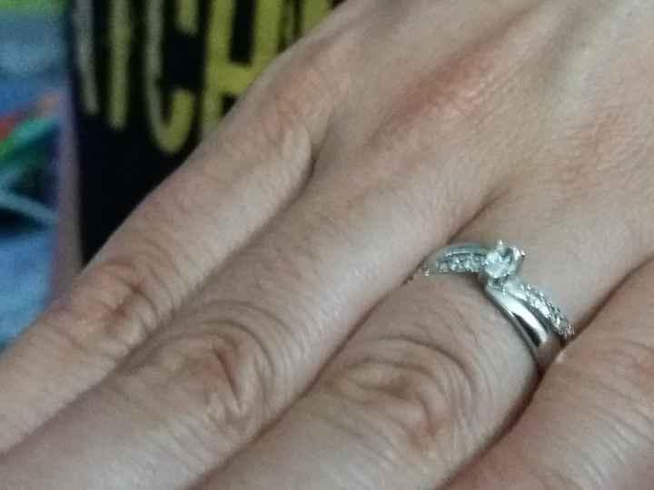 Partilhem uma foto do vosso anel de noivado - 2