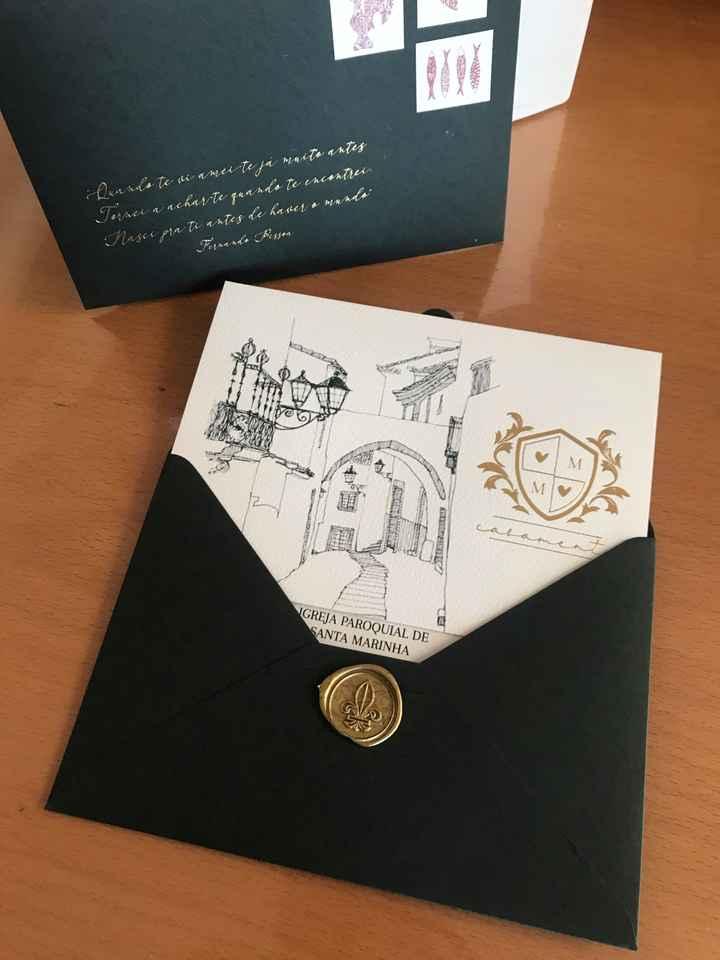 Os convites ☺️😍 - 6