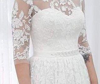Cintos para noivas: adiciona brilho ao teu vestido de noiva 🌟 5