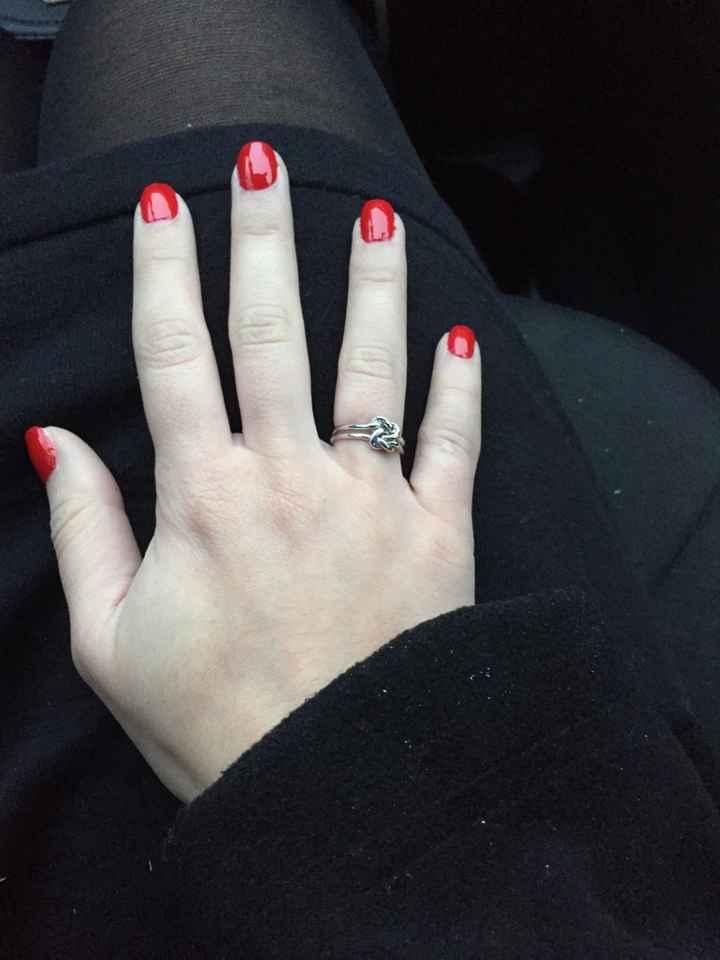 Anel de noivado :) - 1