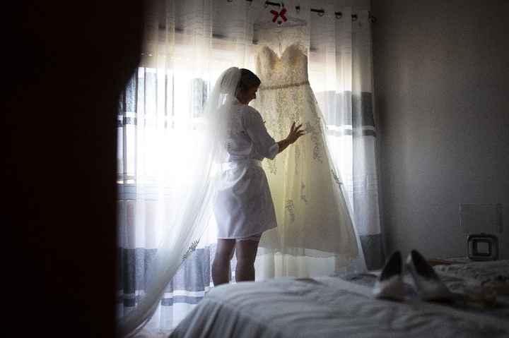 Robe de noiva - ter ou não ter?! - 1