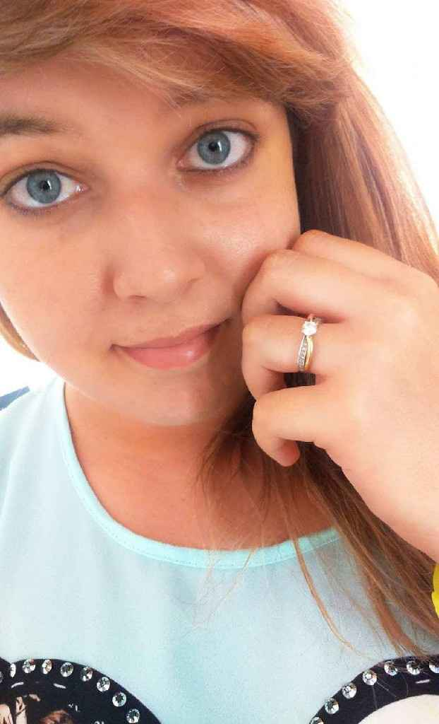 o vosso anel de noivado! - 1