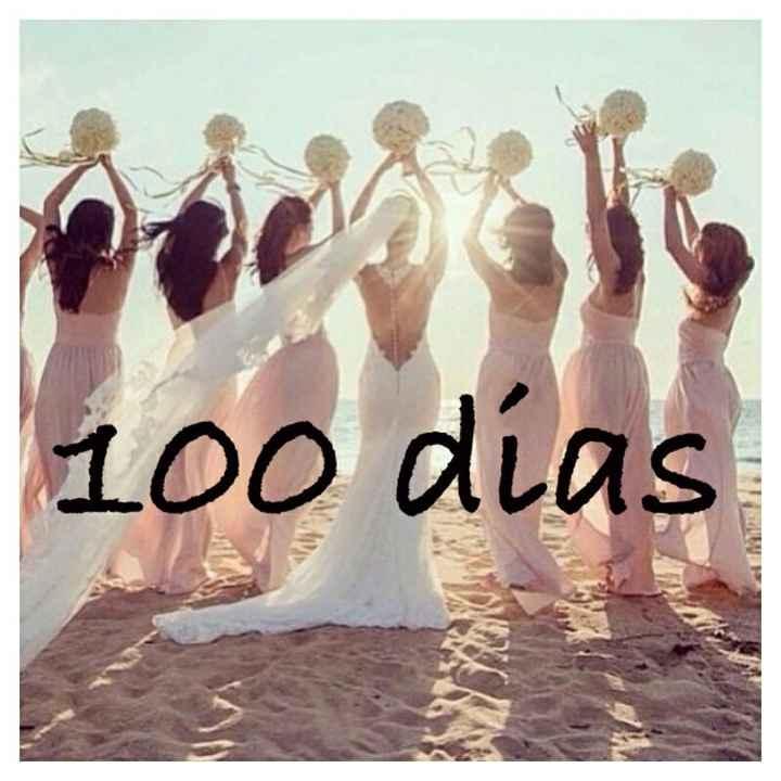 100 dias!!!! - 1