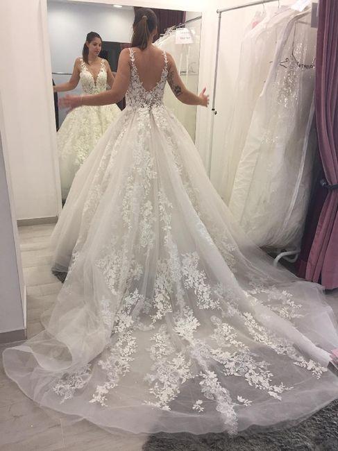 o drama do vestido - 1