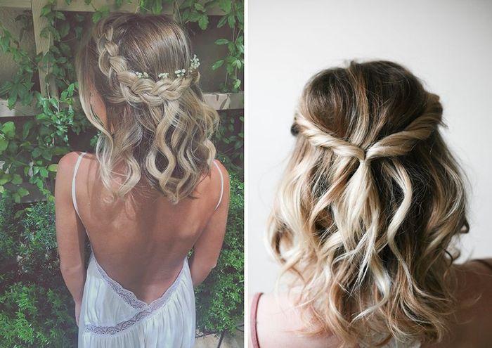 Ideias para penteados da noiva - 1