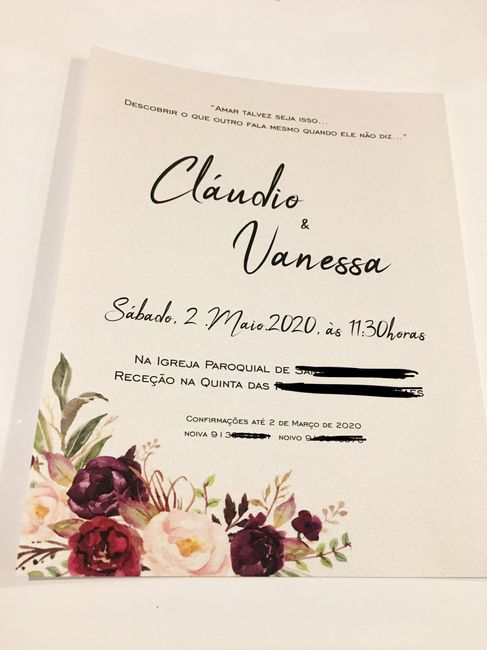 🎀 Convites 3