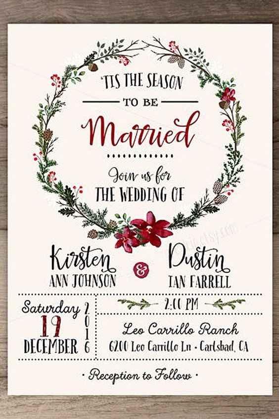 Começando pelo convite ... Para quem quer que todos os convidados saibam que é uma festa natalícia,