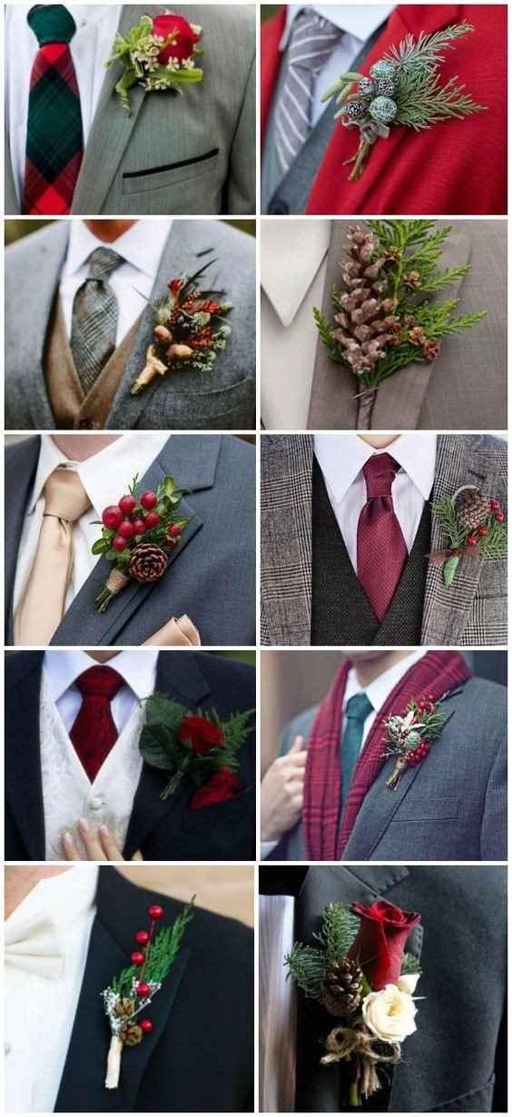 Uma ideia para o noivo...
