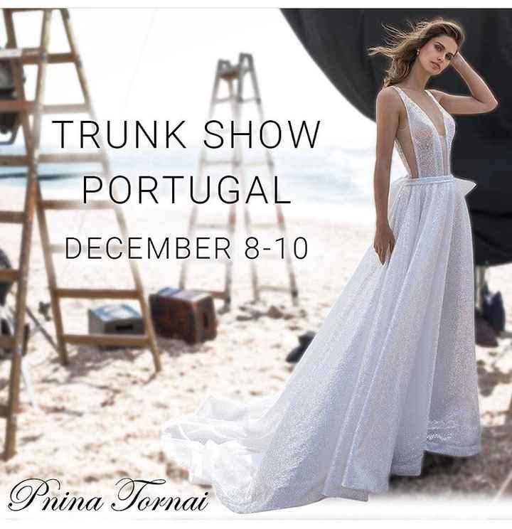 Pnina Tornai em Portugal 😱 - 1