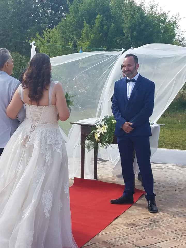 O noivo