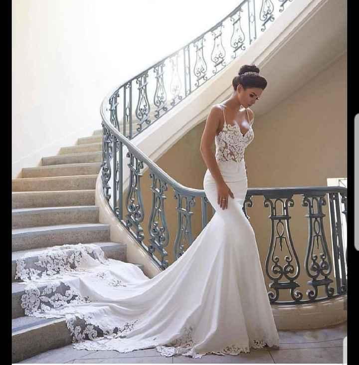 Disse que sim a um vestido de Enzoani! - 1