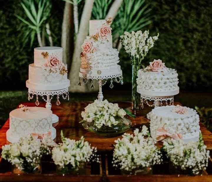 Inspirações: Cake toppers - 1