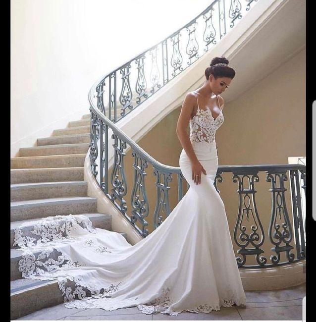 Disse que sim a um vestido de Enzoani! 1
