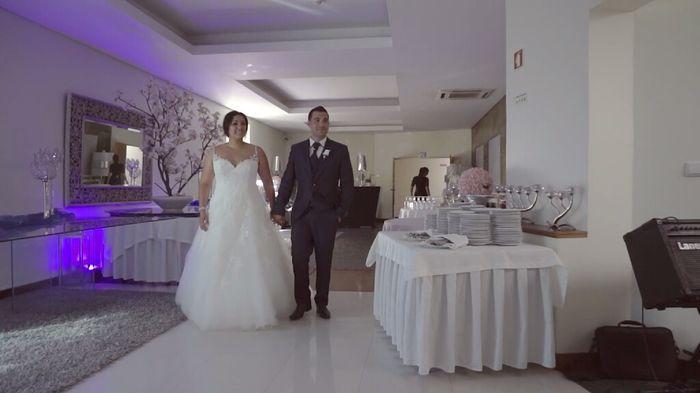 Fotos do dia do meu casamento . - 1