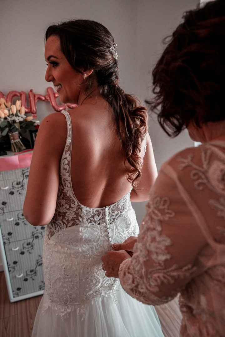Vota no making off da noiva mais instagramável! 🤩 - 1