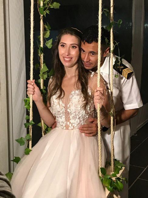 Casados de Fresco!!! 🎉🥳❤️ 9