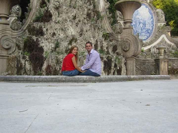 1 mes de casados