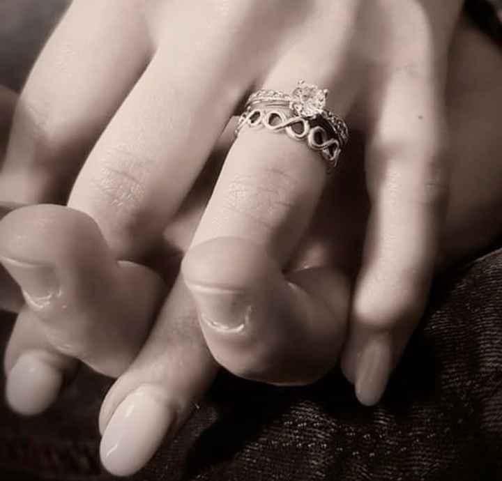 Partilha o teu anel de noivado 💍 - 1