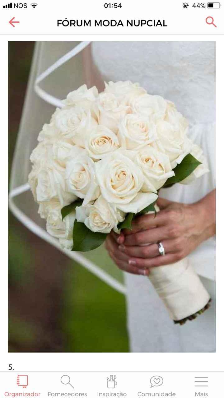 Uma ideia do meu Bouquet - 1