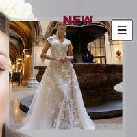 Vestidos de noiva imperial - 2