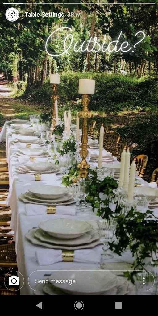 Quinta da Bica - Alguém conhece? Casamento na floresta - 2