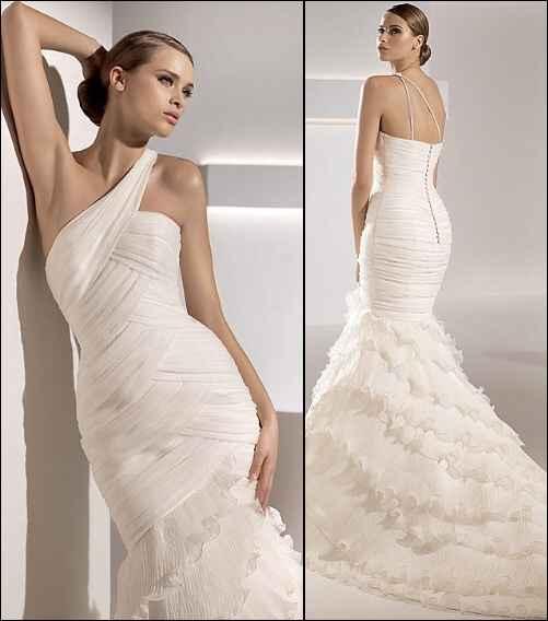 Que tal um vestido com uma alça?? - 11