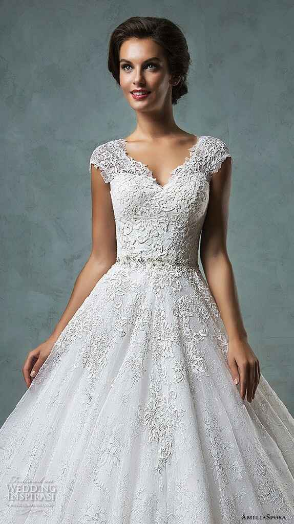 Vestidos amelia sposa - 1