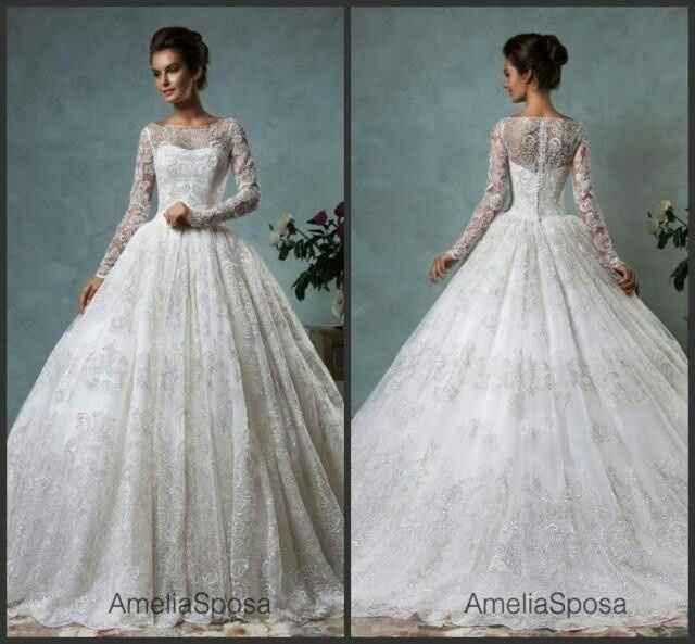 Vestidos amelia sposa - 2