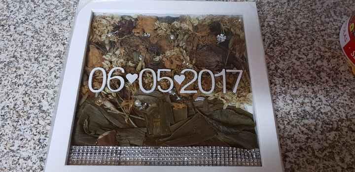 Recordaçao Ramo noiva - 2