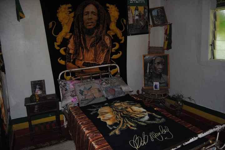 Bob Marley's House