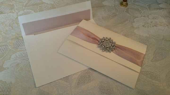 Convites + convites padrinhos - 11