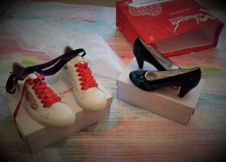 Partilha - Sapatos - 1