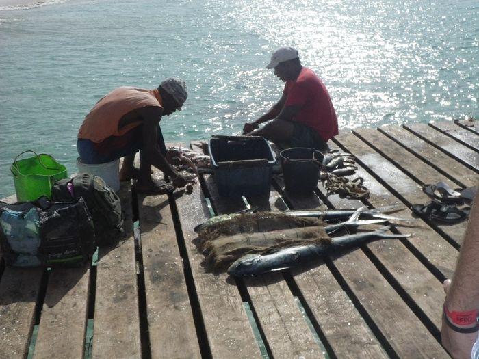 Pescadores - Santa Maria