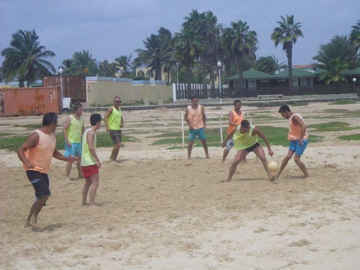 Futebol para o meninos