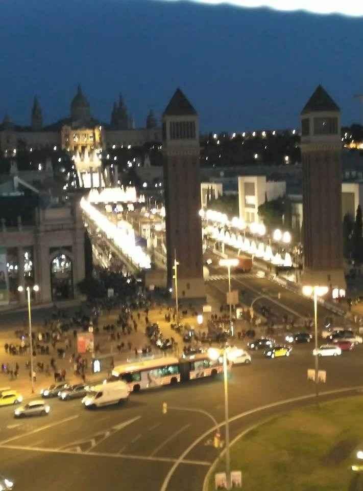 Plaça Espanha