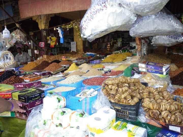 Feira na Medina de Oujda