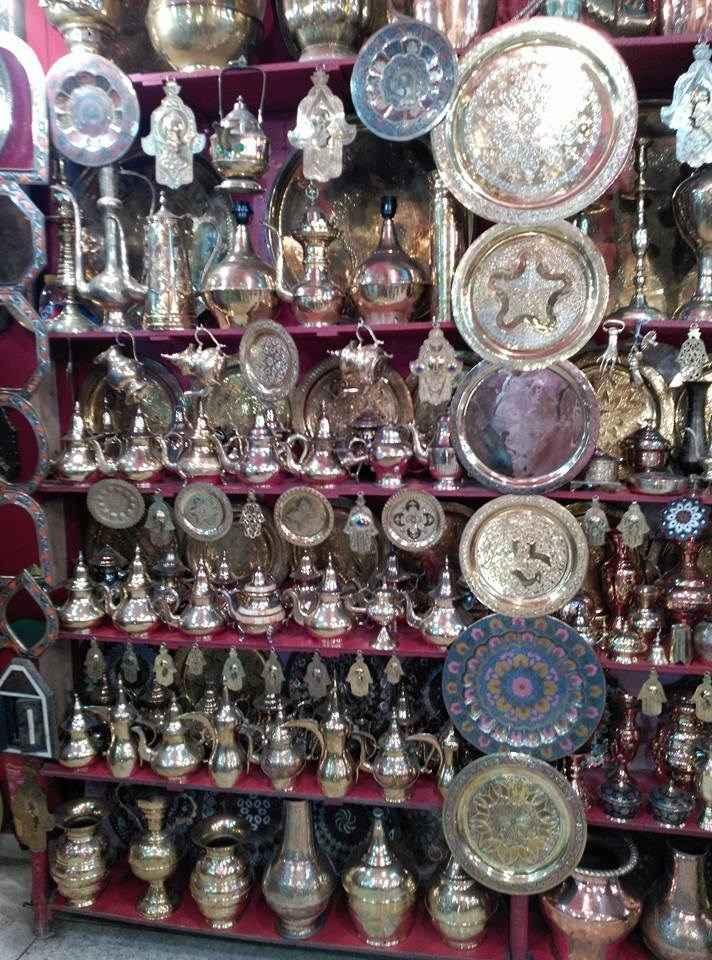Loja de peças Bronze, prata...