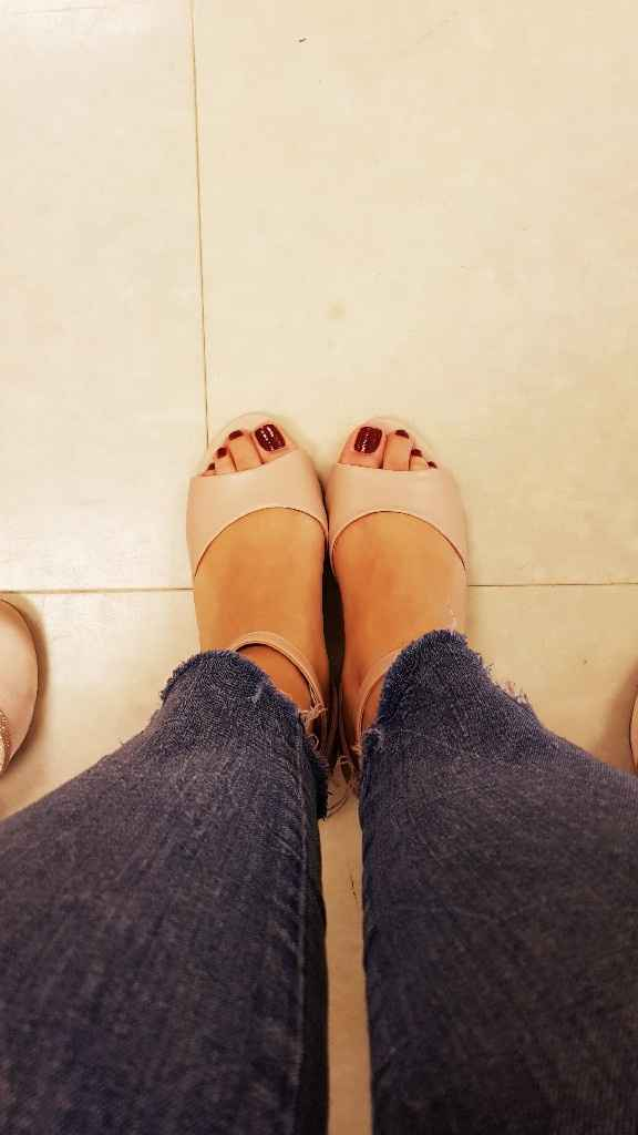 Sapatos (serão os tais?) - 3