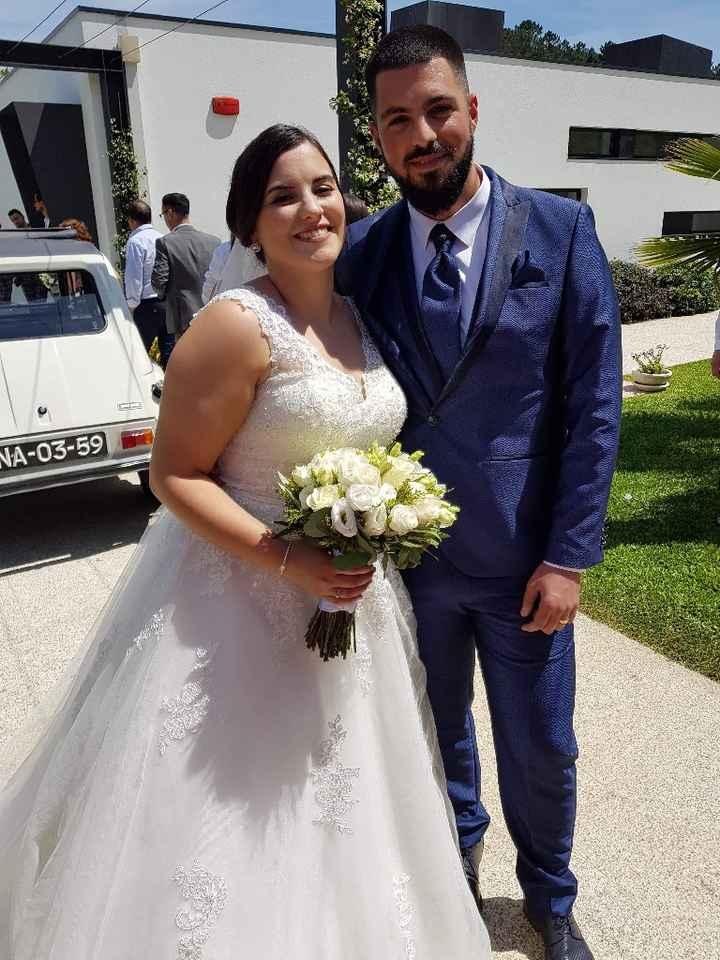 Finalmente casada 😍 - 2