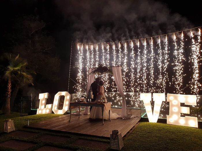Finalmente casada 😍 1