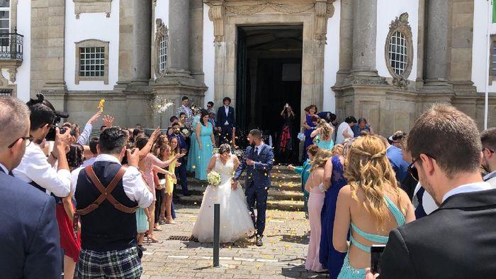 Finalmente casada 😍 4