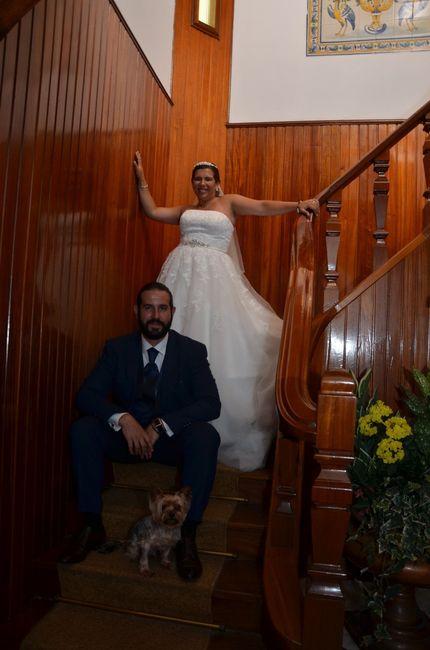 Trash the dress! Adorámos! 1