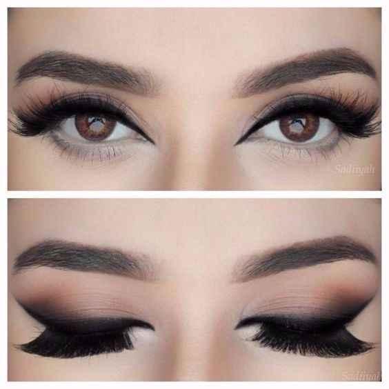 Os olhos