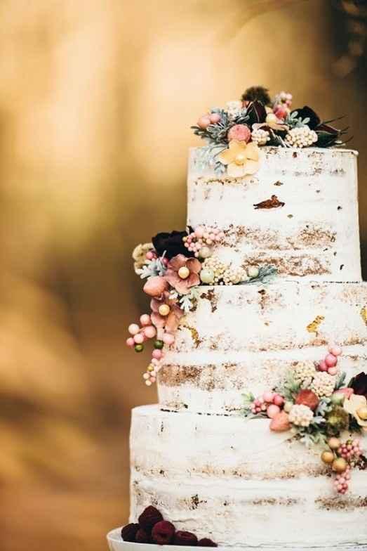 6. Bolo de casamento