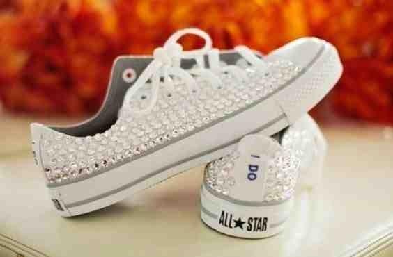 Já têm sapatos de noiva? - 1